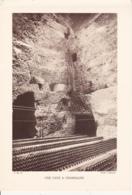 Grande Photo (Phototypie, Héliogravure) - F.M. 57 /  UNE CAVE A CHAMPAGNE (Crayères) - Cliché J. BIENAIME - Photos
