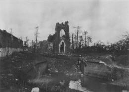 GOMMECOURT PHOTO ALLEMANDE 1916  FORMAT 11 X 8 CM - Andere Gemeenten
