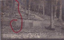 ( 68 ) - Hartmannspielerkopf Regimentsfriedhof Cimetière Carte  Photo Allemande Feldpost - Frankrijk