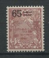 CALEDONIE 1924 N° 131 * Neuf MH Trace De Charnière TTB C 2.50 € Bateaux Rade De Nouméa Boats Transports - Ungebraucht