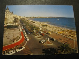 France Unused Postcard Clean Cannes Croisette - Cannes