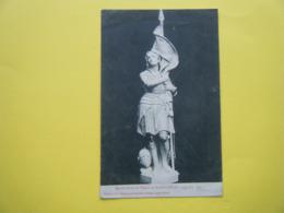 BEAULIEU. L'Eglise. La Statue De Jeanne D'Arc. - France