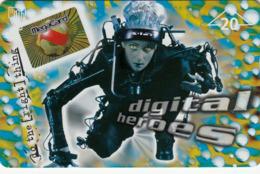 AUSTRIA - Mega Card 2 , F264 , Tirage 5010, 01/98 - Oostenrijk