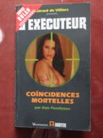 L'exécuteur Hors Série Coïncidences Mortelles 2005 - Libros, Revistas, Cómics