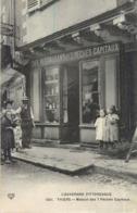 THIERS MAISON DES 7 PECHES CAPITAUX CAFE RESTAURANT 63 - Thiers