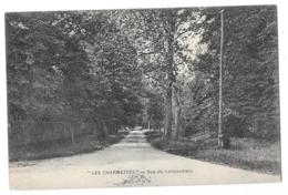 LE VESINET (78) Lotissement Des Charmettes Carte Publicitaire Immobilier - Le Vésinet