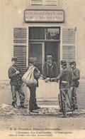 Thème:    Métier. Douanier. Frontière Franco Allemande  Contrebandier    Gendarmes Et Douaniers  (Voir Scan) - Police - Gendarmerie