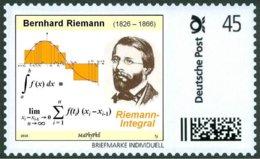 RIEMANN, B. - Riemann Integral - Mathematics - Mathematician - Marke Individuell - Ohne Zuordnung