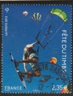 FRANCE 2013 ISSU DU  BLOC OBLITERE LE TIMBRE FETE L AIR YT 4810 - Oblitérés