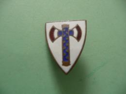 Insigne De Boutonnière De L' Ordre De La Francisque - 1939-45
