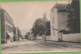 CPA (25) N°583 Besançon Saint-Claude La Grande Rue N°4, Non Circulée - Besancon