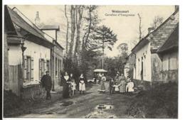 Somme WOINCOURT Carrefour D'yzengremer Animation Près Abbeville Friville Escarbotin - Other Municipalities