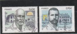 FRANCE 2013 PAIRE OBLITERE ALEXANDRE YERSIN 4798 - 4799 - Oblitérés