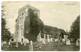 FRENSHAM CHURCH - Surrey
