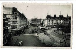 CPA-Carte Postale-Belgique - Liège-Place Foch  Et Le Tram En 1950 VM7307 - Liege