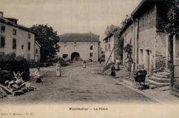 Cpa 88 Montmotier La Place - Autres Communes