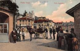 Thème:    Métier.  Douanier.  Suisse  Ponte Tresa Gendarmes  Douaniers (Voir Scan) - Police - Gendarmerie