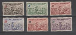 REUNION Yv PA 18/23 XX MNH - - Réunion (1852-1975)