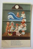 Reklame, Minerva-Celluloid-Puppen  Serie 2. Bild 5,  1938  ♥ (21637) - Otros