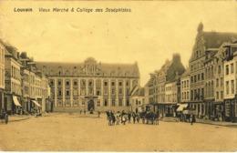 LOUVAIN : Vieux Marché & Collège Des Joséphistes  B14b - Leuven
