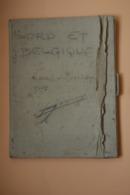 LUCIEN JONAS RECUEIL DE CROQUIS DE GUERRE WW1 RARE - 1914-18