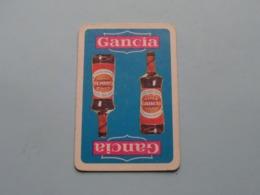 GANCIA Americano ( Schoppen 4 ) ( Details - Zie Foto's Voor En Achter ) ! - Playing Cards (classic)