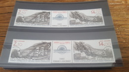 LOT 473543 TIMBRE DE COLONIE TAAF NEUF** LUXE - Lots & Serien