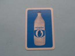 Vinaigre CRISTAL Azijn 8° ( Schoppen 2 ) ( Details - Zie Foto's Voor En Achter ) ! - Cartes à Jouer Classiques