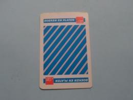 CLUB Center Boeken En Platen ( JOKER ) ( Details - Zie Foto's Voor En Achter ) ! - Speelkaarten