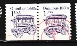 USA, Coil, Paire,  Omnibus, Bus - Busses