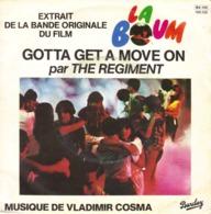 """THE REGIMENT """"GOTTA GET A MOVE ON - IT WAS LOVE"""" DISQUE VINYL 45 TOURS - Vinyl Records"""