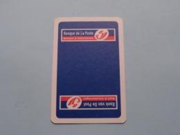 Bank Van De POST ( JOKER > 1 ) ( Details - Zie Foto's Voor En Achter ) ! - Speelkaarten