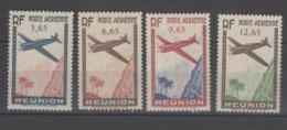 REUNION Yv PA 2/5 XX MNH - - Reunion Island (1852-1975)