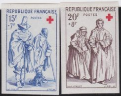 France  .   Yvert    .    1140/1141   Nd     .   **  .    Neuf  SANS  Charniere  .   /   .    MNH - Nuevos