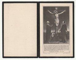 Décès Soeur Amédée-Marie Léontine BRYSSE Claire-Colettine Monastère Enghien Halluin France 1892 Enghien 1969 - Images Religieuses