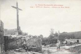 Reville - Calvaire Du Mont Morin - Non Ecrite - France