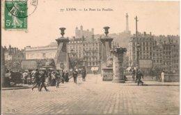 L80B_236 - Lyon - 77 Le Pont De La Feuillée - Lyon