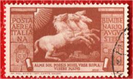 ITALIA REGNO - 1937 - BIMILLENARIO DELLA NASCITA DI AUGUSTO - USATO - Used