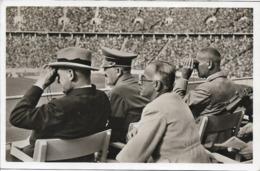 1936 - A.HITLER, Gute Zustand, 2 Scan - Guerre 1939-45