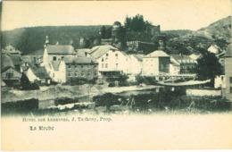 LA ROCHE : Hôtel Des Ardennes, J. Tacheny, Prop B18b - La-Roche-en-Ardenne