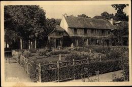 Cp Epinay Sur Orge Essonne, Vue Du Château De Sillery, Colonie Franco Britannique, Orangerie - France