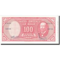 Billet, Chile, 10 Centesimos On 100 Pesos, KM:127a, NEUF - Chili