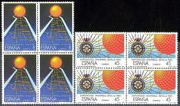 España. Spain. 1988. B4. Exposicion Universal. Sevilla. 1992. Universal Exhibition. EXPO 92 - 1931-Hoy: 2ª República - ... Juan Carlos I