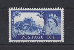 "GB...QUEEN ELIZABETH II.(1952-NOW)..."" 1967 ""....10/-.....SG761...MH.. - 1952-.... (Elizabeth II)"