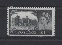 "GB...QUEEN ELIZABETH II.(1952-NOW)..."" 1967 ""....£1........SG762......MNH.. - 1952-.... (Elizabeth II)"
