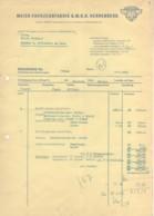 Herrenberg Ammerbuch Pfäffingen - Rechnung Maico Fahrzeugfabrik GmbH - Verkehr & Transport