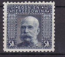 Bosnia And Herzegovina - 1906 Year - Michel 44 C - Zahnung 9 1/2  - Used - 1850-1918 Empire