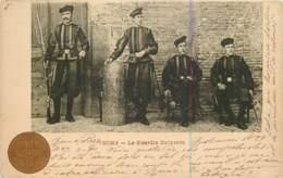 Suisse - La Garde Suisse à Rome En 1900 - Non Classés