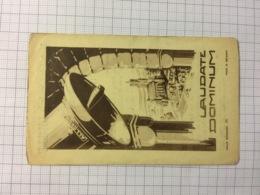 19P - Bénédiction Cloche 1948 Sart Risbart - Santini