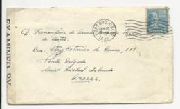 Cover - USA - Fortord - 1942 - Examined - Vereinigte Staaten